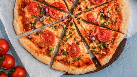 How To Make Pizza Dough Homemade Pizza Dough Recipe Food Com Recipe Easy Pizza Dough Homemade Pizza Easy Pizza