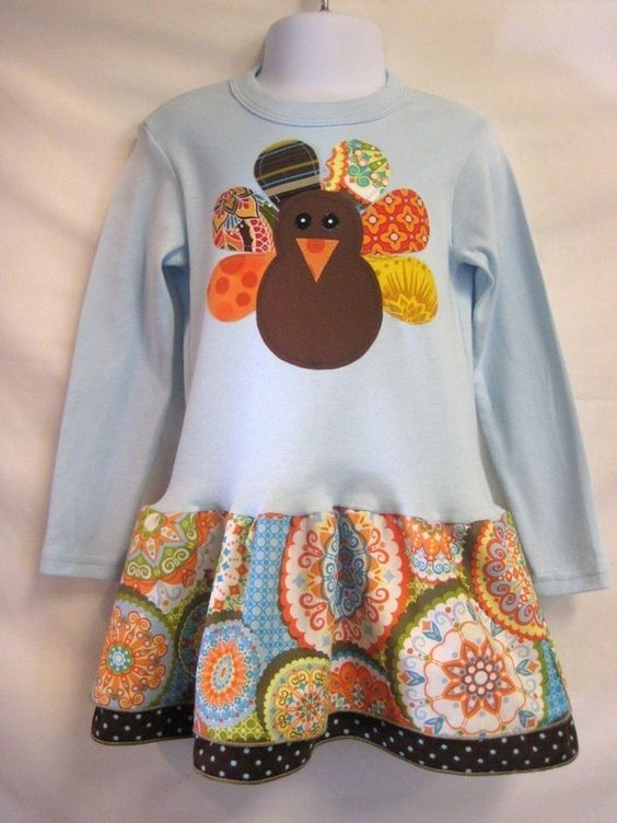 Love how all the completely different fabrics go together so well to make this adorable