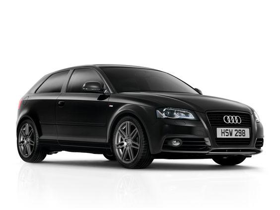 Audi A3 Black Edition (8P) '2009