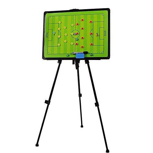 Odowalker Soccer Football Tactic Coaching Board Strategy Game Plan Whiteboard Dry Erase Marker Board Training Equipm Soccer Equipment Training Equipment Soccer