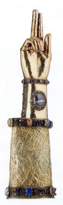 .Living the History: Empress Matilda's Bling!