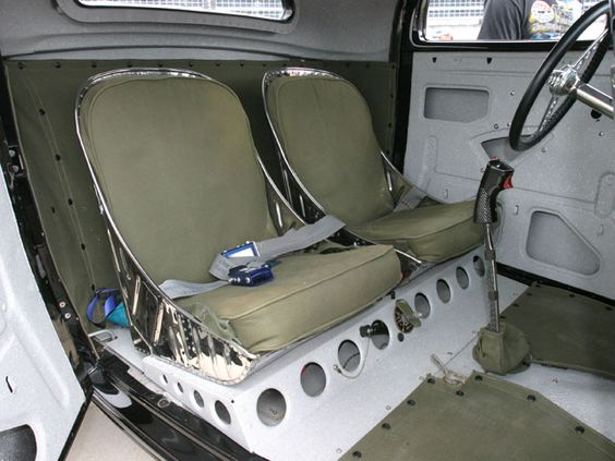 another bomber interior rat rods 1929 sedan ideas pinterest style wwii and bombers. Black Bedroom Furniture Sets. Home Design Ideas