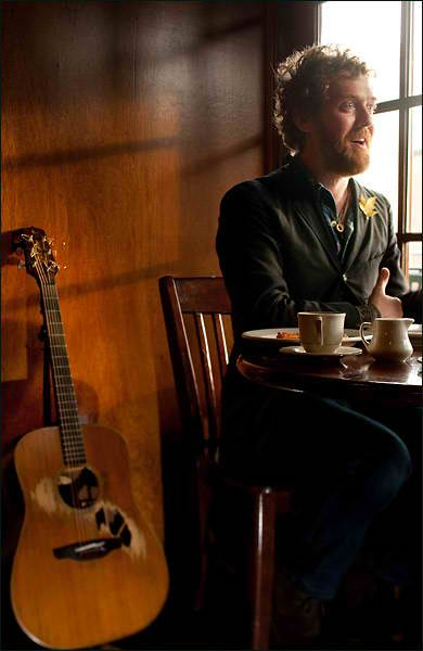 You can tell by Glen Hansard's reaction what a delightful story I'm telling.