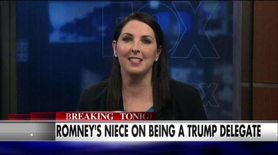 Romney's Niece on Being a Trump Delegate: 'I'm Pretty Sure I'm Out of the Will'   Fox News Insider
