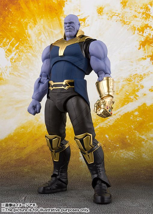 Avengers Infinity War Thanos Hulk MARVEL Movable Joints Action figures Toy