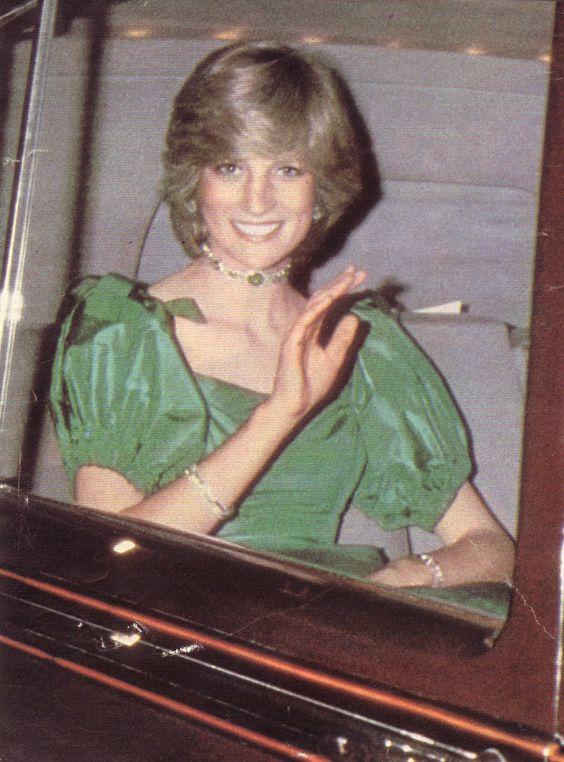 Princess Diana - hello!