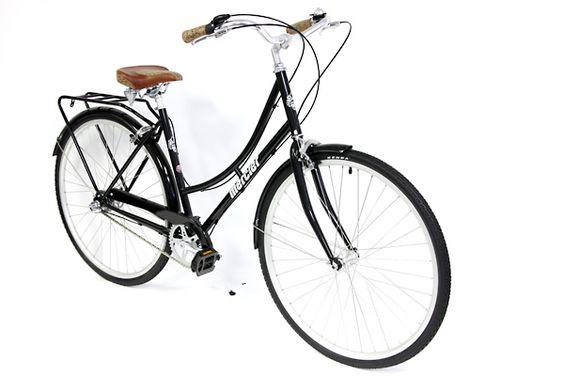 Save up to 60% Off Town Bikes | Classic, Stylish Three Speed City Bikes | Urban Bikes | Commuter Road Bikes | Mercier Elle City from bikesdirect.com