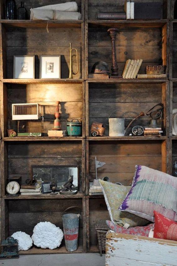 Pinterest u2022 Le catalogue d'idées # Acheter Des Caisses En Bois
