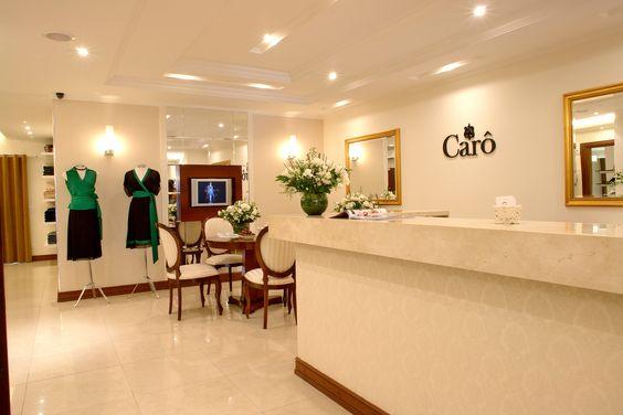 Decoração de interiores, loja Carô no Itaim Bibi