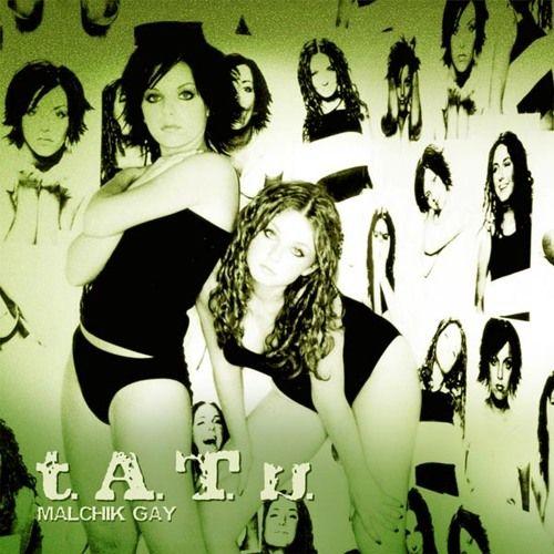 t.A.T.u. – Malchik Gay (single cover art)