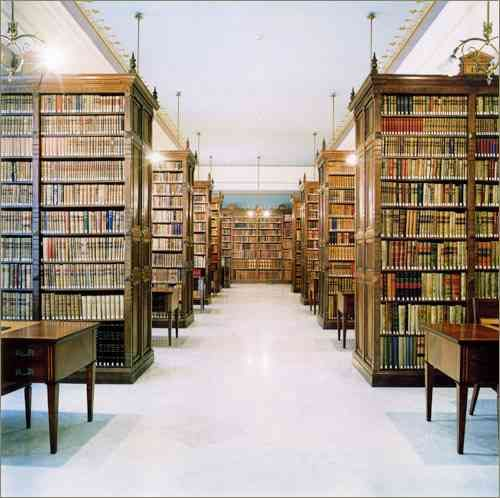 Biblioteca de la Real Academia de la Lengua, #Madrid