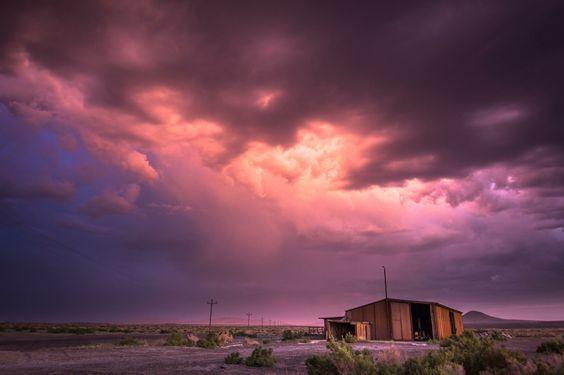 Near Fallon, NV By Trevor Bexon