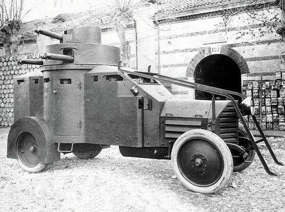 Lancia 1Z-1915 - 1918