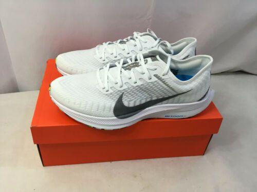 Nib Nike Nike Zoom Pegasus Turbo 2 Aw Men S Shoe Bv7765 100 White Grey Size 10 Athletic Shoes Ebay Link