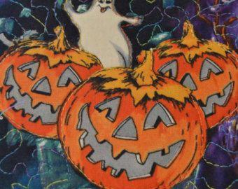 halloween art – Etsy