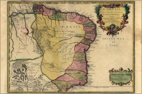 MUITOS TAMANHOS; Cia Mapa De Gana 1976 Pôster
