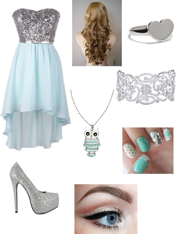 """""""Spring Formal"""" by angelmelanie ❤ liked on Polyvore"""