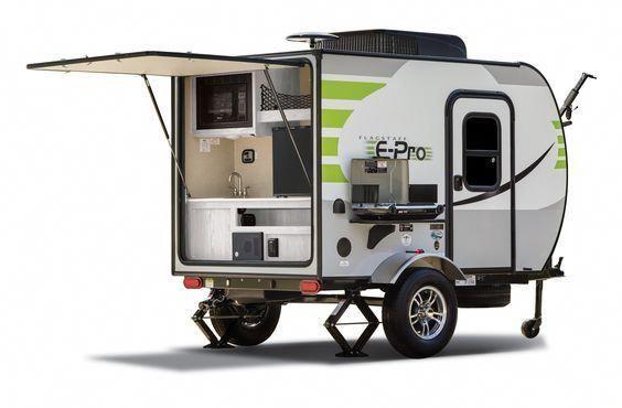 Flagstaff E Pro Travel Trailers The Flagstaff E Pro Line Of Travel