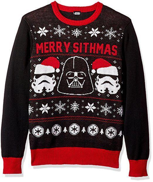 111 pulls de Noël Star Wars pour les fans
