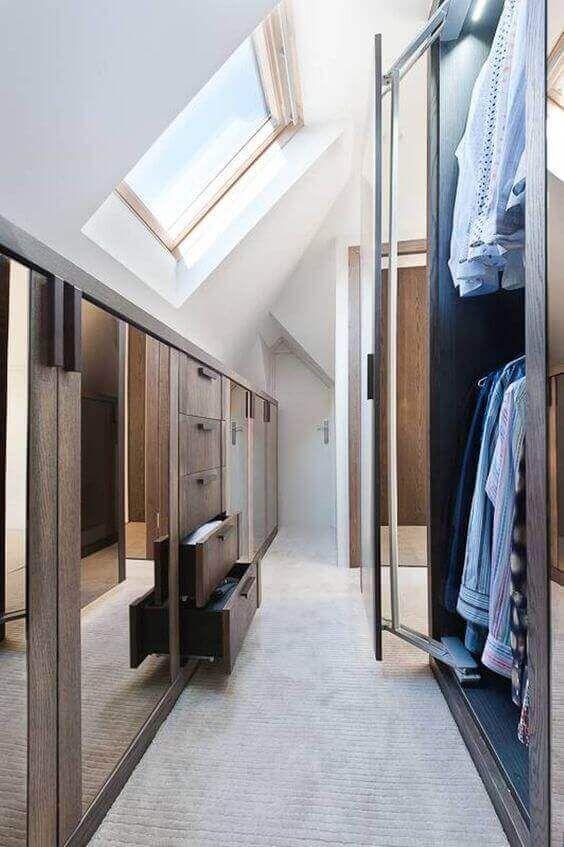34 Best Examples Of Attic Closet Design Ideas Loft Conversion Bedroom Loft Conversion Loft Conversion Dressing Room