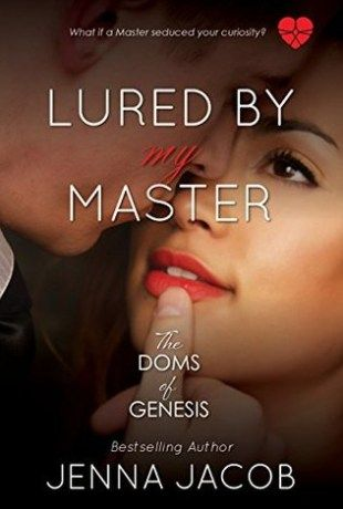 Review: LURED BY MY MASTER by Jenna Jacob @jennajacob3