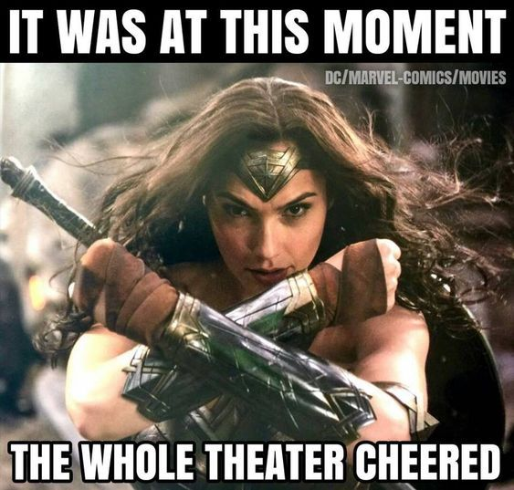 42 Hilarious 'Wonder Women' Memes That Will Put a Smile On Your Face -  Animated Times | Wonder woman funny, Wonder woman, Woman meme