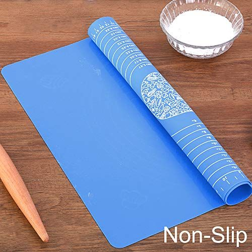 Silicone Baking Mat 19 6 X 15 7 Inch Non Stick Baking Mats With