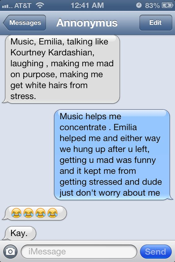 I think my best friend is a sociopath.. She's making me really mad?