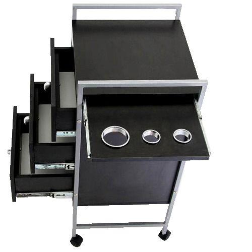 Salon Rolling Cart Appliance Holder - Wholesale Salon Equipment