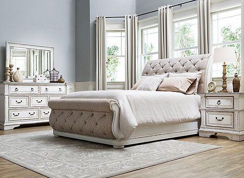 Birmingham 4 Pc King Bedroom Set King Bedroom Sets Bedroom Sets Queen Master Bedroom Furniture