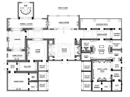 Delightful Pentagon Floor Plan   Google Search | Floor Plans | Pinterest | Open Plan,  Mansion And House