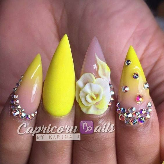 Https Www Facebook Com Photo Php Fbid 1972605189418810 Flower Nails 3d Nails Luxury Nails
