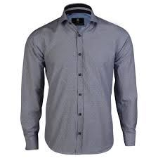 Grey collared shirt with buttons make good professional