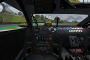 Reiza Studios released three new screenshots of their upcoming free expansion pack for Game Stock Car. The pictures show the remodeled V8 Stock Car cockpit in rich details.