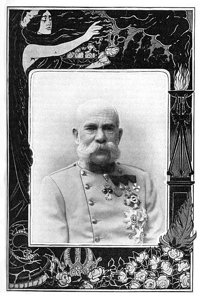 Emperor Franz Josef I of Austria 1900 Franz Joseph became Emperor of Austria after the Revolution of 1848 which led to the abdication of his uncle...