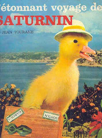 animal-movie-stars: SATURNIN, le canard intrépide