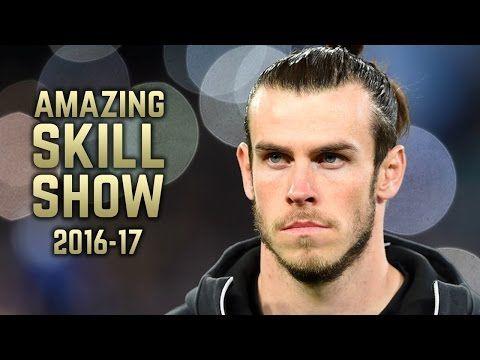 Gareth Bale 2016 17 Amazing Skill Show Youtube In 2020 Gareth Bale Bale Real Gareth Bale Hairstyle