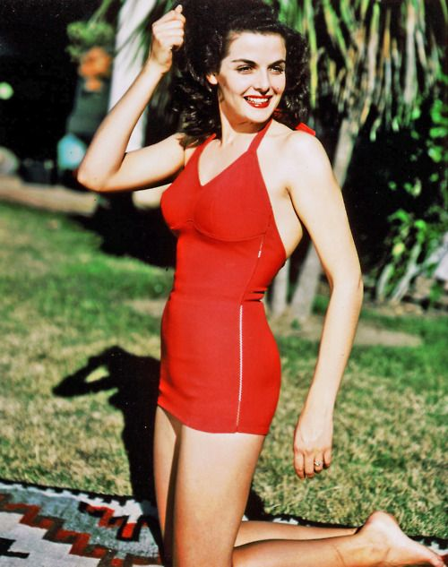 Jane Russell c. 1940's