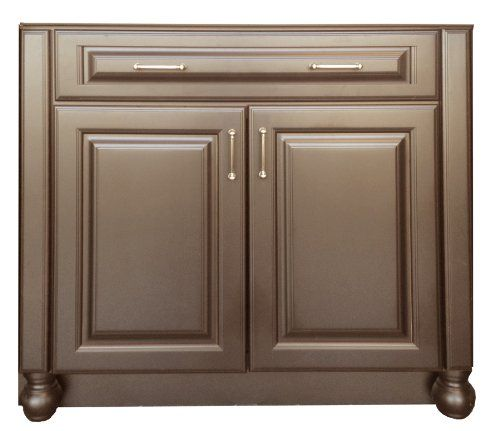 Brown Painted Kitchen Cabinets: Coats, Satin And Top Coat On Pinterest