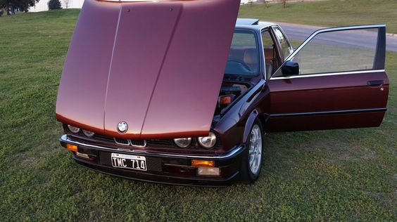 Bmw 323i 1985 - Año 1985 - 155000 km - en MercadoLibre
