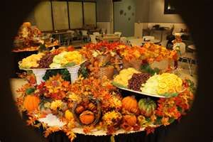 Great food display for the fall...