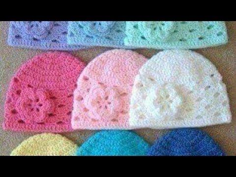 Youtube Crochet Baby Patterns Crochet Baby Hats Free Pattern Crochet Hat Pattern