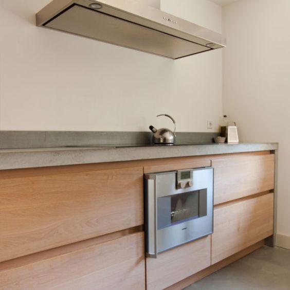 laat u inspireren beton cire arbeitsplatte. Black Bedroom Furniture Sets. Home Design Ideas
