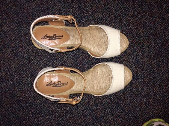 Simple Lucky Brand Wedges