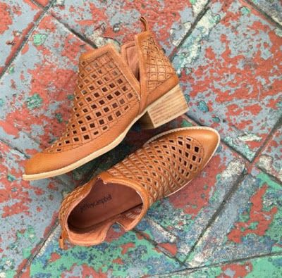 Being Bohemian: New Arrival Shoes and Boots