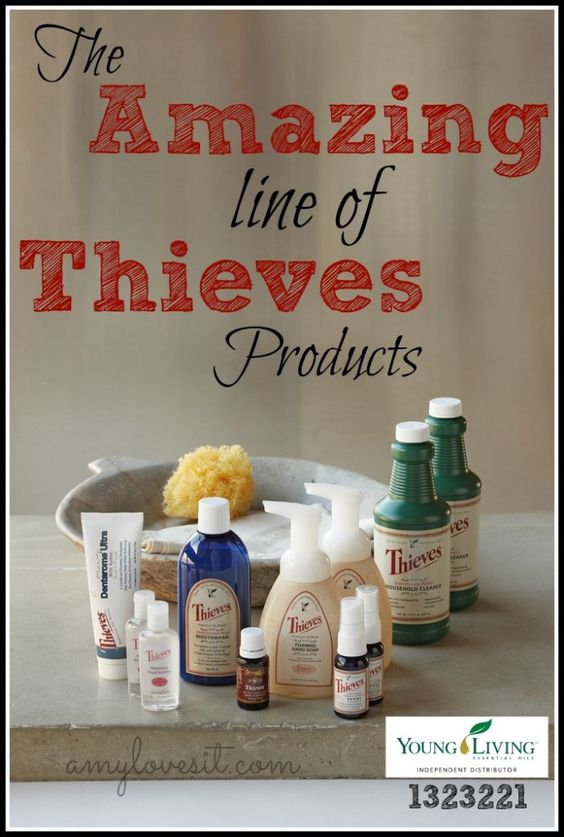 Thieves-Product-Line