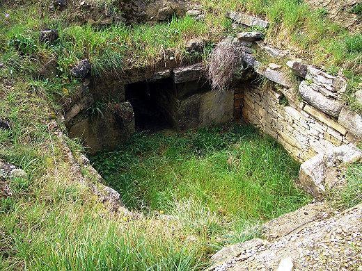 Gavorrano Gr Poggio Pelliccia Tumulo Etrusco