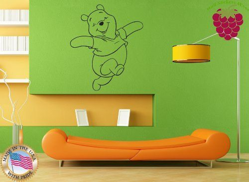 Wall Stickers Vinyl Decal Nursery Winnie The Pooh Kids Children ig1038 by WallStickers4ever, http://www.amazon.com/dp/B00E0F4MYG/ref=cm_sw_r_pi_dp_3b8usb125H5SE