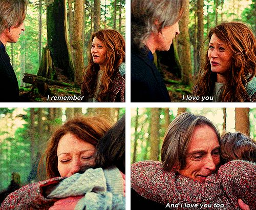 Rumplestiltskin and Belle-- please have this moment again! <3 I love the two of you :)