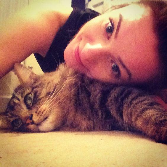 #whenyourpethatesyou evenmore #catstagram #catsofinstgram by notgwendolin
